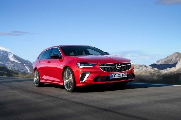 Opel Insignia Sports Tourer 2020 Preise Und Verkaufsstart Carwow De