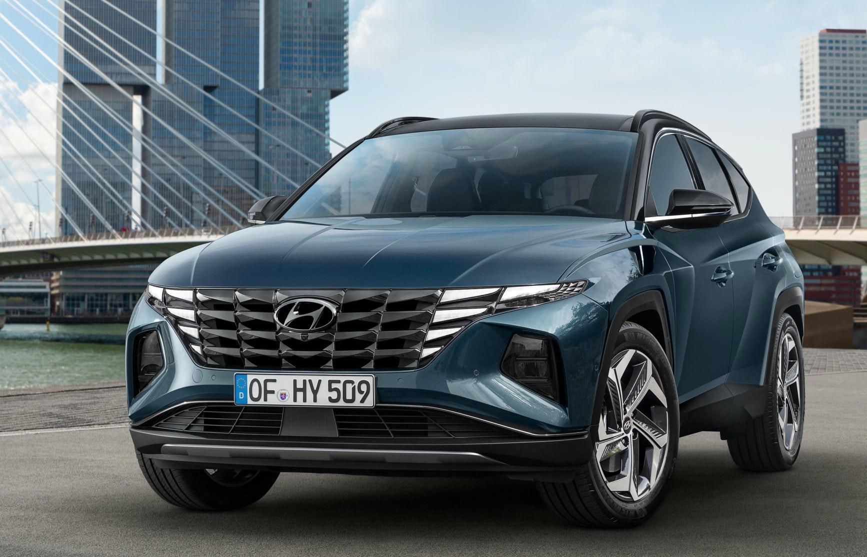 Hyundai Tucson 2021 Preise Technische Daten Verkaufsstart Carwow De